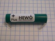 WELLA CONTURA HS60 HS61  Akku Ersatzakku 1,2V NiMH Spezial Accu Batterie