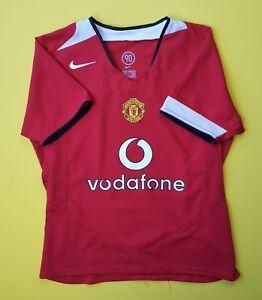 1adf891b24 4.3/5 Manchester United women XS jersey 2004 2006 home shirt soccer ...