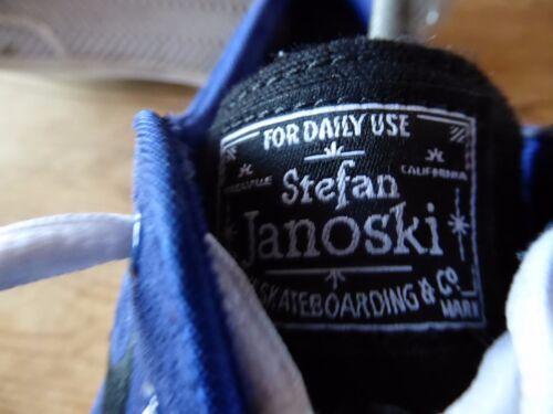Stefan Nike 4 condizioni 2014 Ottime Janoski Donna Size Uk 7gxa4w