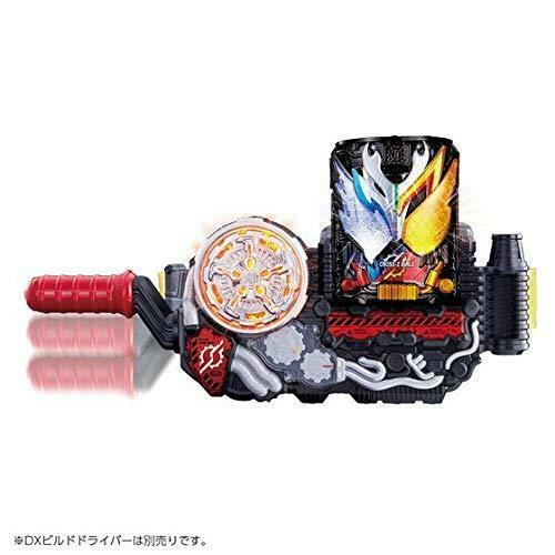 Masked Kamen Rider Build Dx Closed Can Premium Bandai Limited w// Tracking NEW