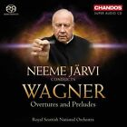 Wagner: Overtures Super Audio Hybrid CD (CD, Sep-2013, Chandos)