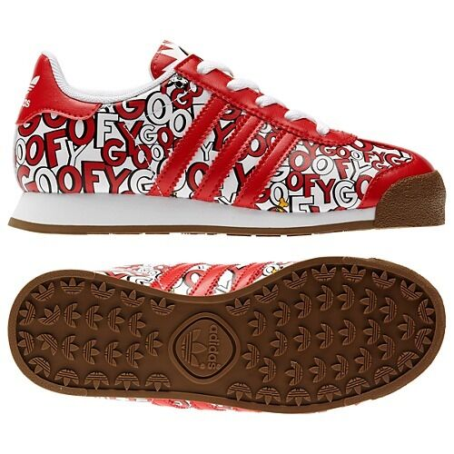 Details about SOLD OUT~RARE~Adidas GAZELLE DISNEY GOOFY superstar samoa samba Shoes~YOUTHS 2.5