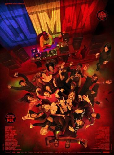 Art Poster Climax Movie Gaspar Noé Sofia Boutella 12x18 32x48 Wall Print Y-429