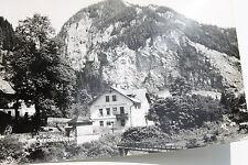 21666 AK Hotel Post Weichselboden Mariazell Berg Bäume Steiermark  um 1965