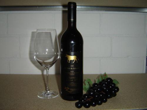 6 x el toro de valencia vino tinto dulce españa 130 g RZ vino tinto edelsüß quiero darte un beso