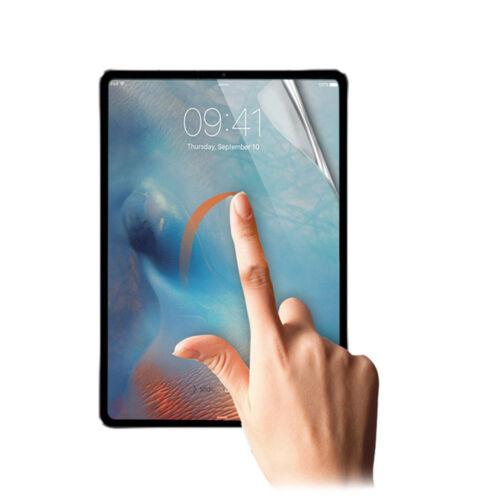 "2Pcs TPU Soft Film Screen Protector Film For Apple iPad PRO 2018 11//12.9/"""
