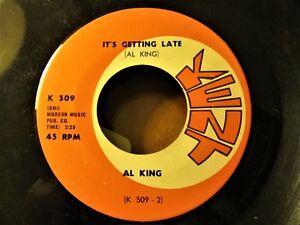 BLUES-45-AL-KING-The-World-Needs-Love-It-s-Getting-Late-KENT-509-Near-mint