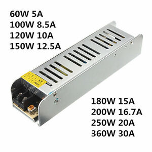 AC-110-220V-TO-DC-12V-Switch-Power-Supply-Driver-adapter-For-LED-Strip-Light