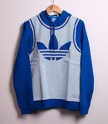 Sporting Adidas Originals Street Basketball Hoodie Sweatshirt Jumper Top Bnib (all Sizes)