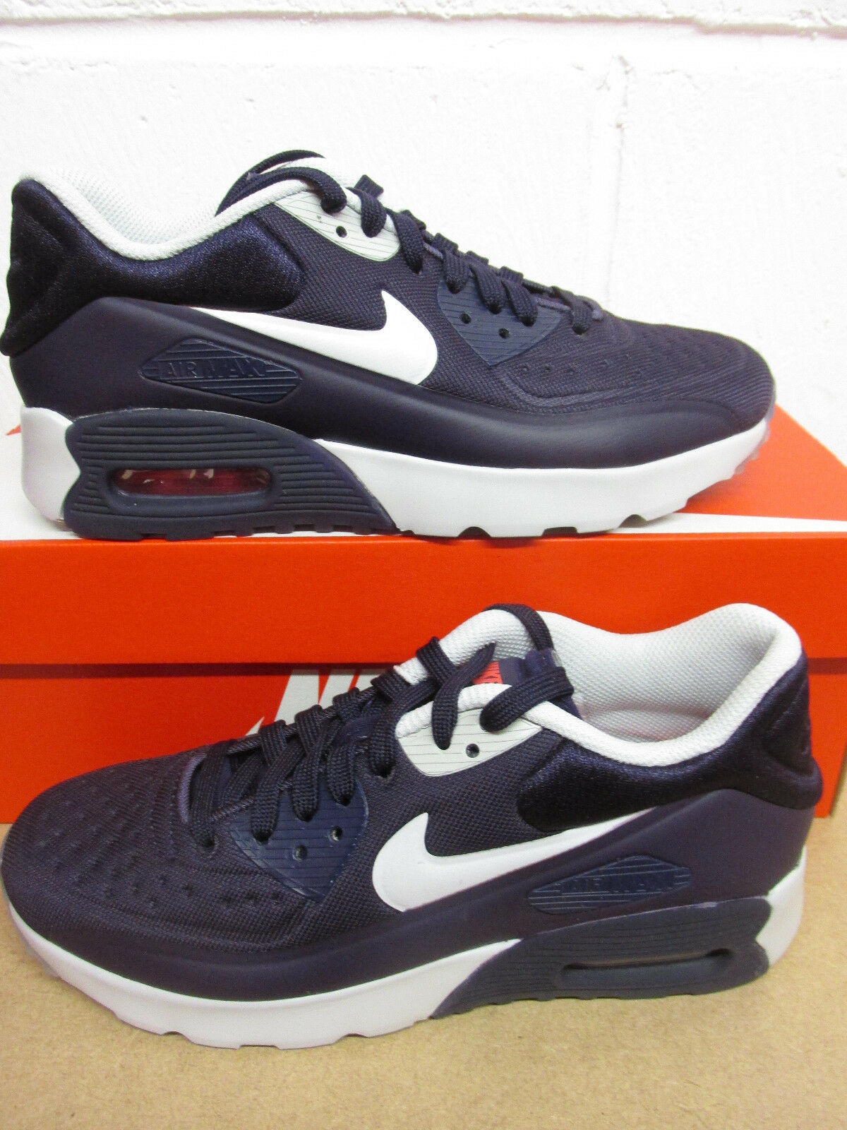 Nike Air Max 90 Ultra SE (GS) Running Baskets 844600 500 Baskets Chaussures