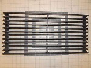 Bosch Range Top >> 143238 00143238 Bosch Range Top Grate Black Ebay