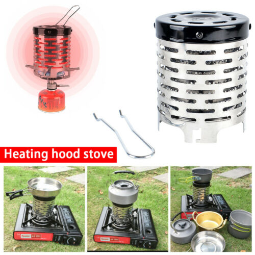 Outdoor Portable Gas Heater Warmer Stove Heating Cover Tent Heater cooking