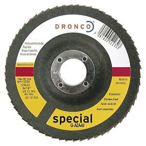 """1 Pièces Matières Disque Abrasif Dronco Special 80 ø125x22,23mm G-aza 80-cheibe Dronco Special 80 Ø125x22,23mm G-aza 80"""" Data-mtsrclang=""""fr-fr"""" Href=""""#"""" Onclick=""""return False;"""">afficher Le Titre D'origine 6co29ooj-07212711-852141461"""