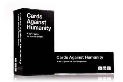 Cards Against Humanity, 550 Card Full Base Set Pack Party Game, 2-Day Shipping !