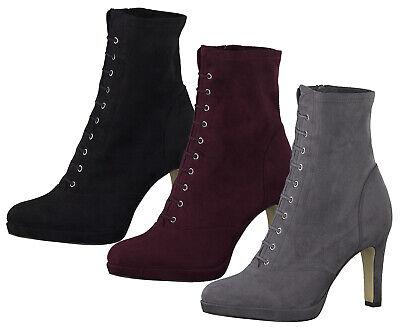 Tamaris Damen 25104 21 Stiefeletten: : Schuhe