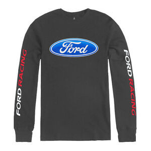 cec52753bdd FORD RACING Official Licensed LS T-Shirt polo shirt nascar Long ...