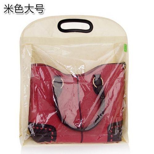 Handbag Dust Cover Bag Protector Resistant Storage Case Dust Protection Wardrobe