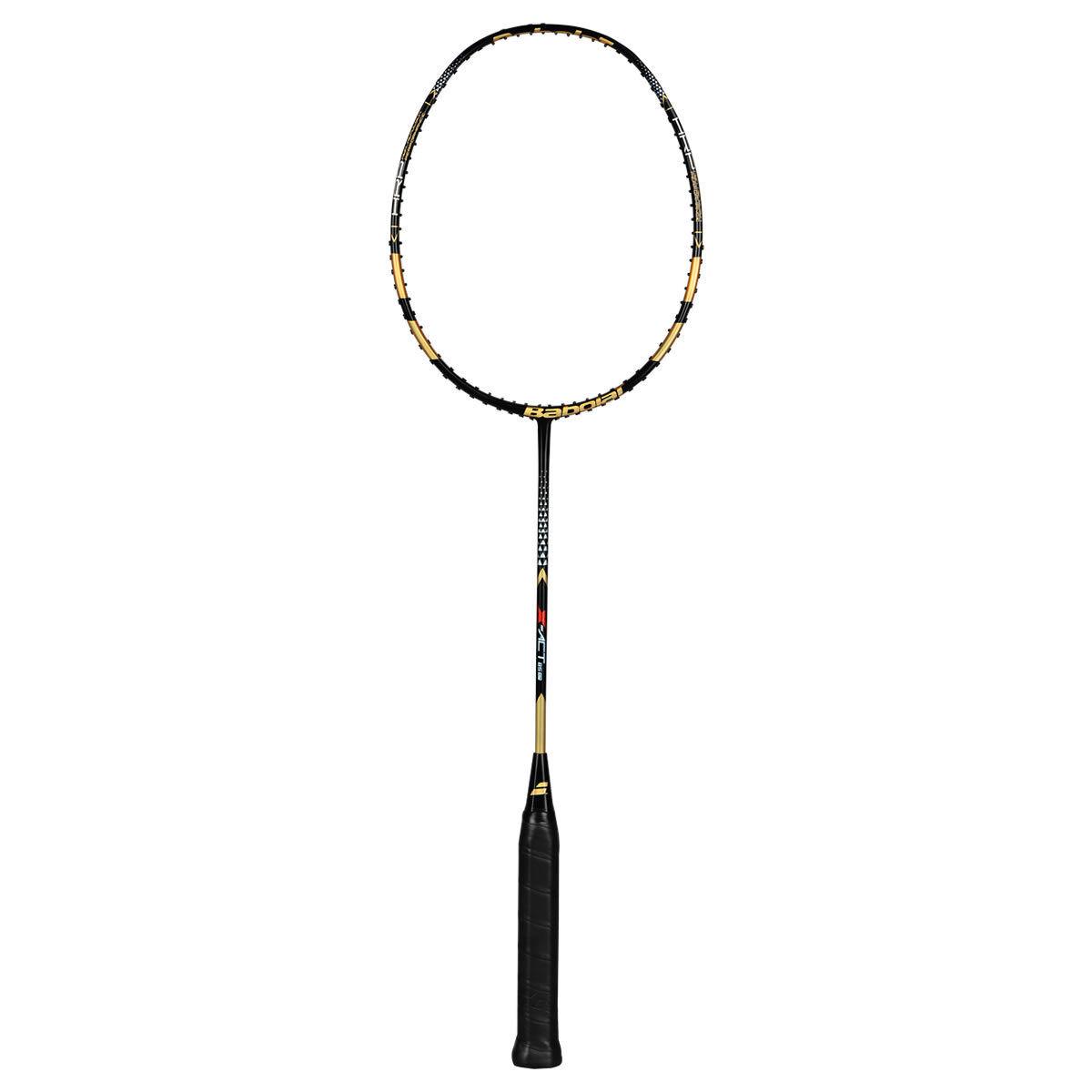 BABOLAT X-Act 85XP 85XP 85XP Badmintonschläger mit Besaitung, Thermohülle -NEU- 94b247