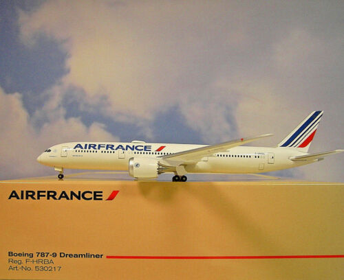 Herpa Wings 1:500 Boeing 787-9 Air France F-hrba 530217 modellairport 500
