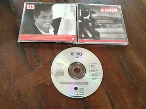 Nick-Kamen-Us-1st-Sire-Records-Usa-Press-Cd-Perfetto