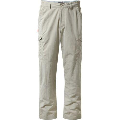 Craghoppers nosilife cargo II pantalones protección contra insectos largo tamaño 86-114 PVP 84,95