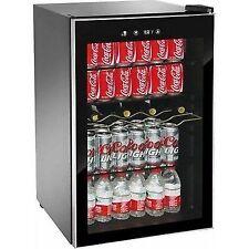beverage refrigerator cooler door air glass commercial fridge can soda mini beer - Beer Merchandiser