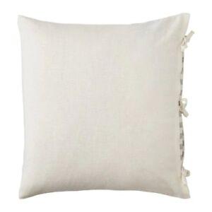 Cushion-cover-URSULA-White-65-x-65-cm-Original-Item-with-tags