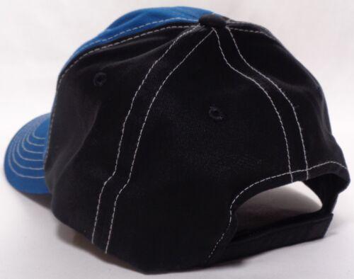 Hat Cap Licensed Ford Bronco Blue Black CF