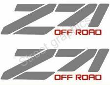 Z71 Chevy Truck 4x4 Off Road Silverado 1500 Sticker Vinyl Decal CUSTOM TEXT
