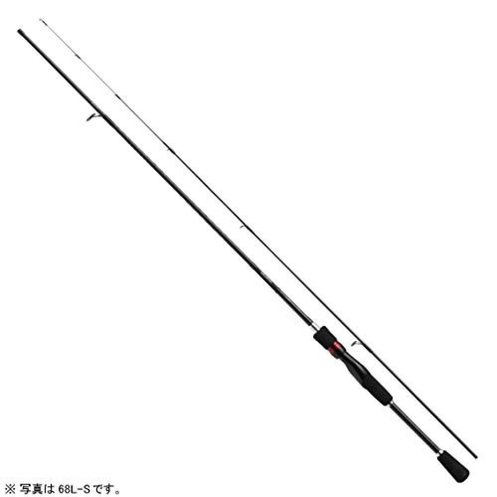 Daiwa Aging Rod Spinning Azing X 68L-S Fishing Pole From Japan
