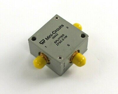 Mini-Circuits ZFSC-2-1 Power Splitter//Combiner 2-Way 5-500MHz 50 Ohm N TYPE