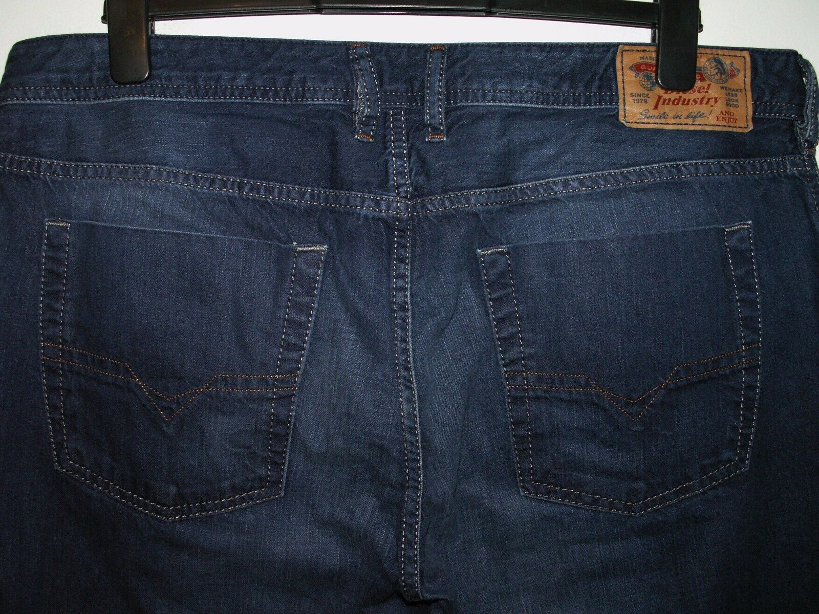 Diesel zatiny bootcut jeans wash 0818N W38 L32 (a2948)
