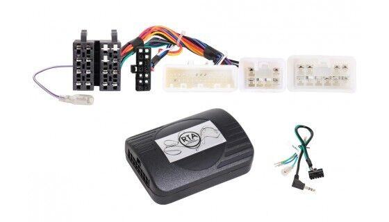 For Toyota Corolla 11 E160 E170 Yaris 3 XP13 Car Radio Steering Adapter Plug