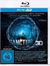 3 D Blu-ray * SANCTUM - James Cameron 3D  # NEU OVP =
