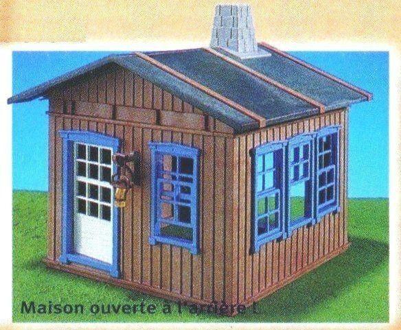 WESTERN FARM HAUS Playmobil 7146 zu Farbeado IN ORIGINAL FOLIE OVP NEU MEGA RAR