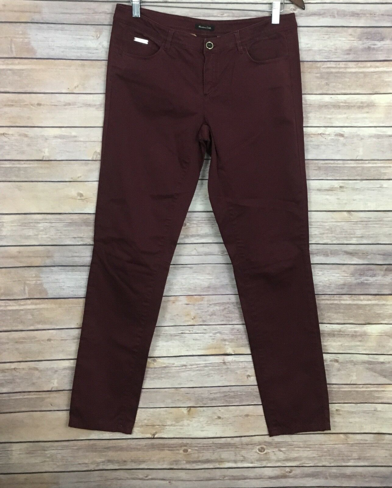 Massimo Dutti Slim Fit Pants (Size US8)