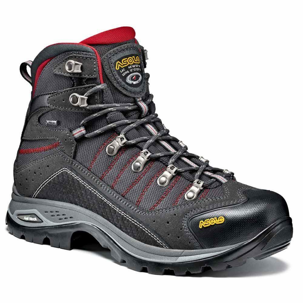 Asolo Drifter GV EVO MM, chaussure de randonnée homme.