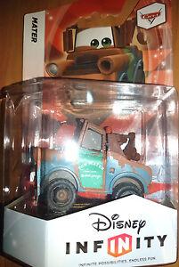 Cars Mater Cricchetto - Disney Infinity 1.0 2.0 3.0 - PS3 PS4 XBOX etc - Nuovo