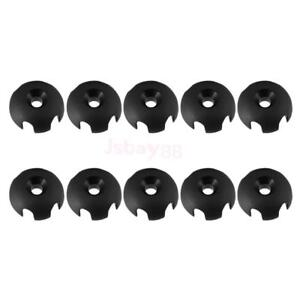 Details about 10 Deck Line Guide Slotted Round Outfitting Boat Canoe Kayak  DIY Accessories