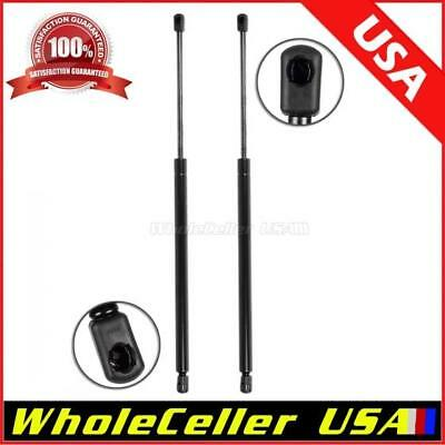 Qty 2 Front Hood Gas Charged Lift Support Struts For 2002-2004 Infiniti I35