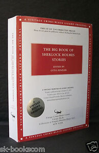 DOCTORS CASE BIG BOOK OF SHERLOCK HOLMES Stephen King US UNCORRECTED PROOF / ARC
