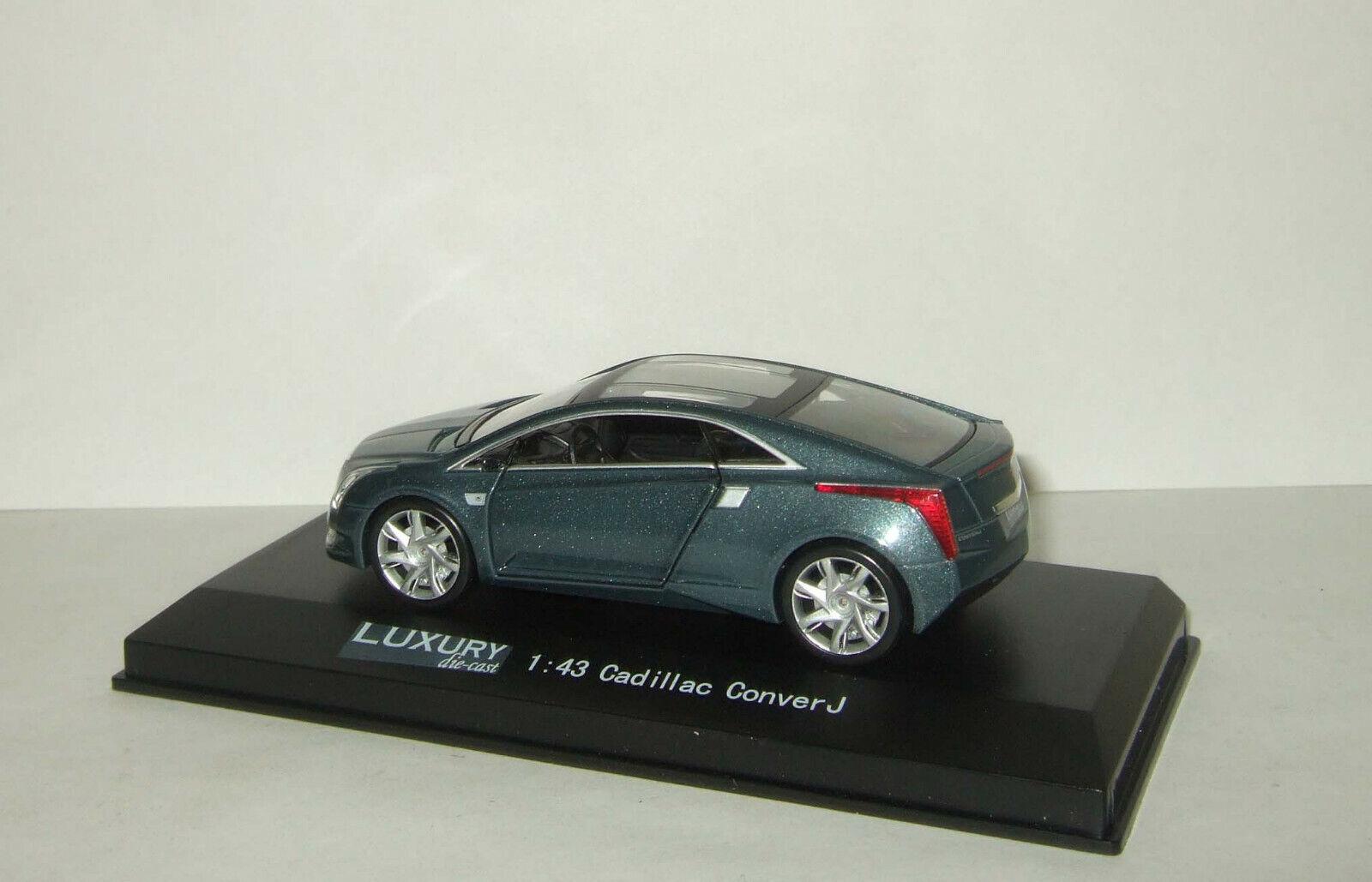 Cadillac Cadillac Cadillac Conver J 2011 Luxury Diecast 1 43 64a5fe