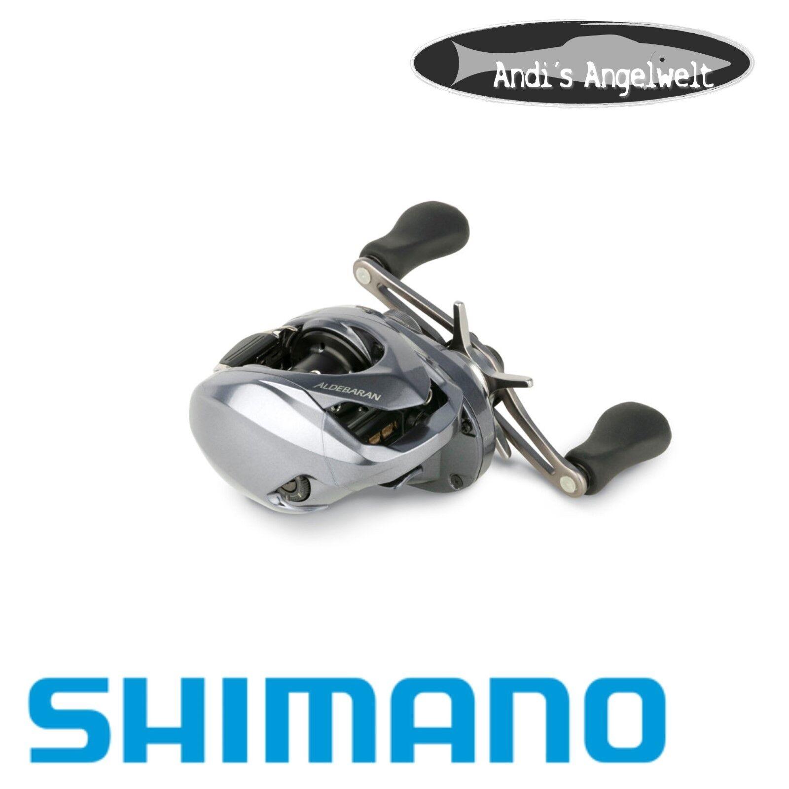 Shimano Aldebarán mgl 51 LH-distintos modelos-baitcastrolle-nuevo