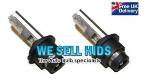 2X-D2R-BI-XENON-GAS-DISCHARGE-BULBS-QUARTZ-GLASS-4300k-5000K-6K-8k-UK-STOCK