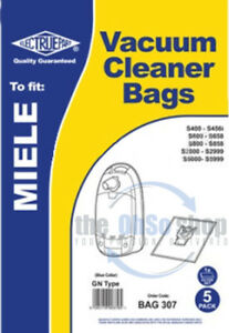 Miele S5212 Vacuum Cleaner Synthetic Dust Bags /& Filters