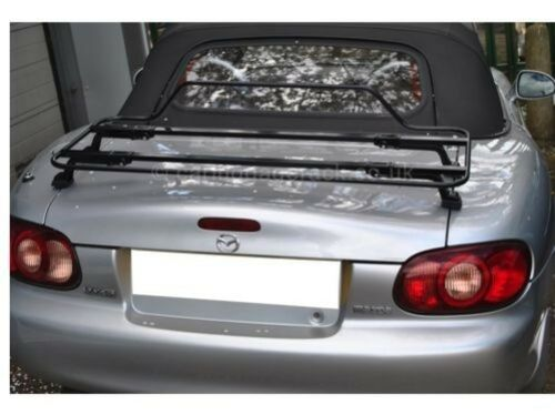 Mazda Mx5 Gepäckträger Schwarz 108x42cm Passen Na Nb Nc Roadster Coupe