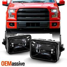 For 15 18 F150 17 19 F250f350f450f550 Superduty Cree Led Bumper Fog Lights