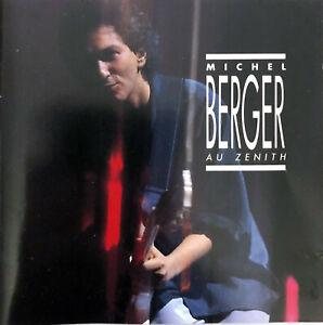 Michel-Berger-CD-Au-Zenith-Europe-EX-EX