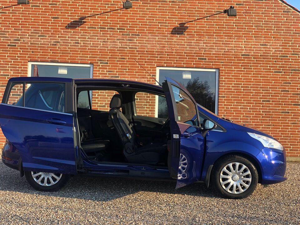 Ford B-MAX, 1,0 SCTi 100 Titanium, Benzin