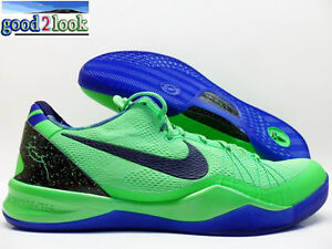 huge discount 8eaf2 923ac Image is loading NIKE-KOBE-8-SYSTEM-ELITE-SUPERHERO-POISON-GREE-